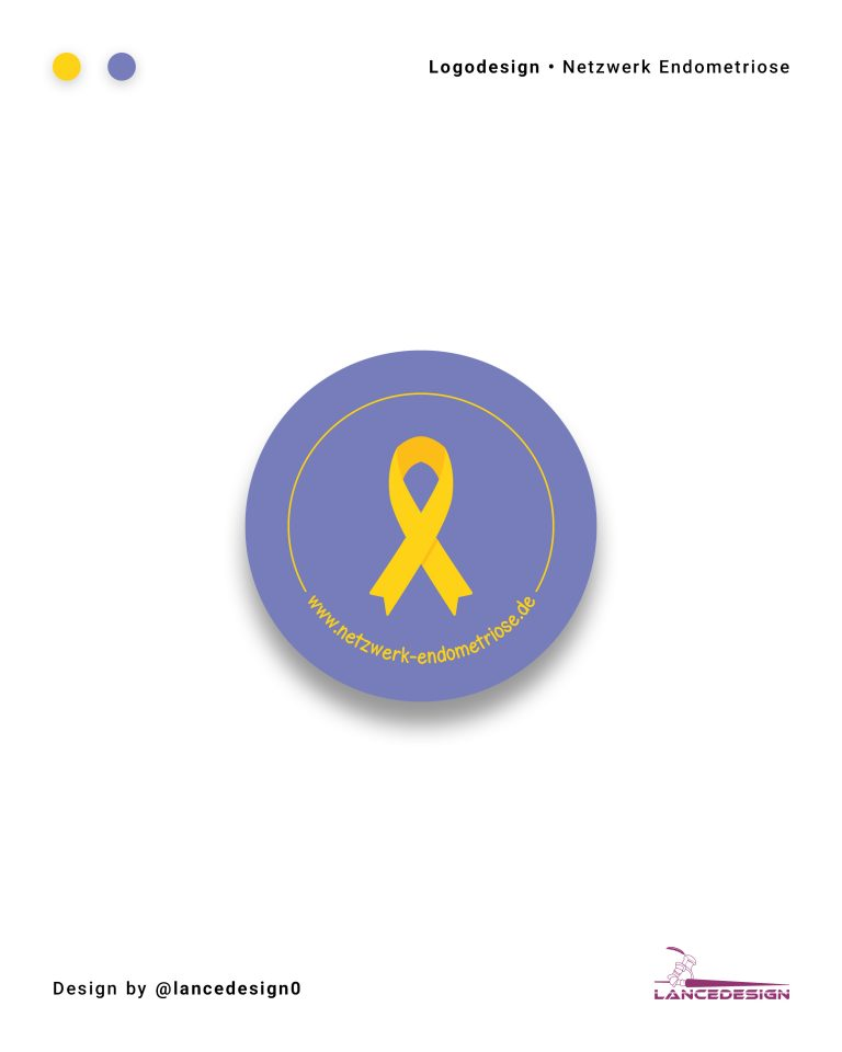 Logo Netzwerk Endometriose
